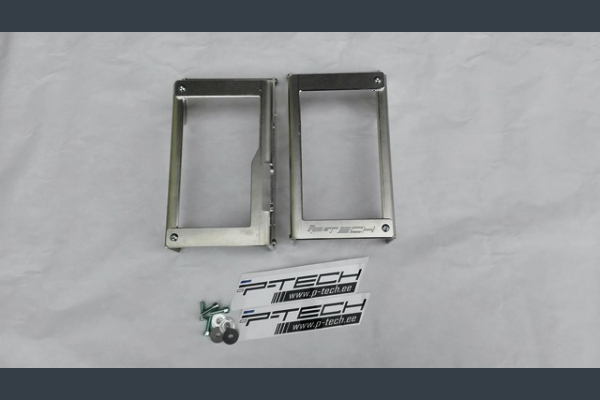 Beta radiator guards rear frame RR250, RR300 2013-2019 2 strokes and 4 strokes