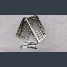 Beta radiator guard kit RR250, RR300 2013-2019 2 strokes and 4 strokes.