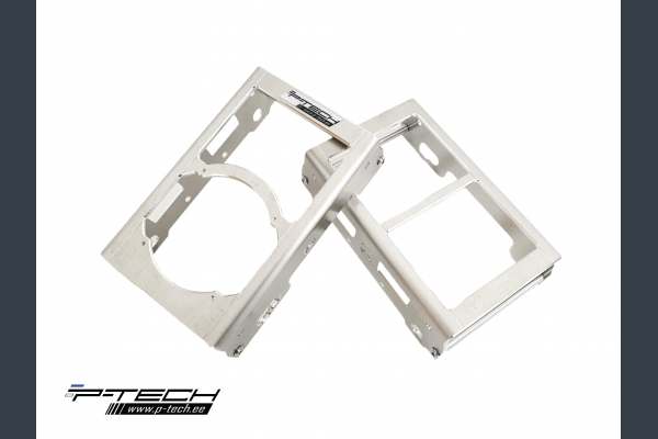 Beta RR200 radiator guards