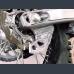 Rear brake disc guard for Gasgas
