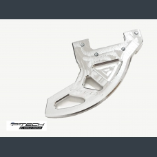 Rear brake disc guard for KTM-Husaberg-Husqvarna-Sherco.