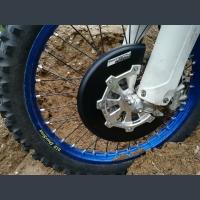 Front brake disc guard for KTM/Husqvarna 2016 - 2020
