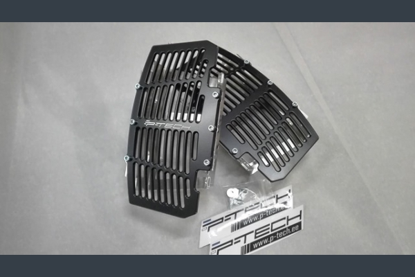 Radiator guard kit for KTM-Husqvarna 2017 - 2019.