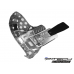 Skid plate with exhaust guard for Sherco