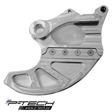 Rear brake disc guard for Sherco